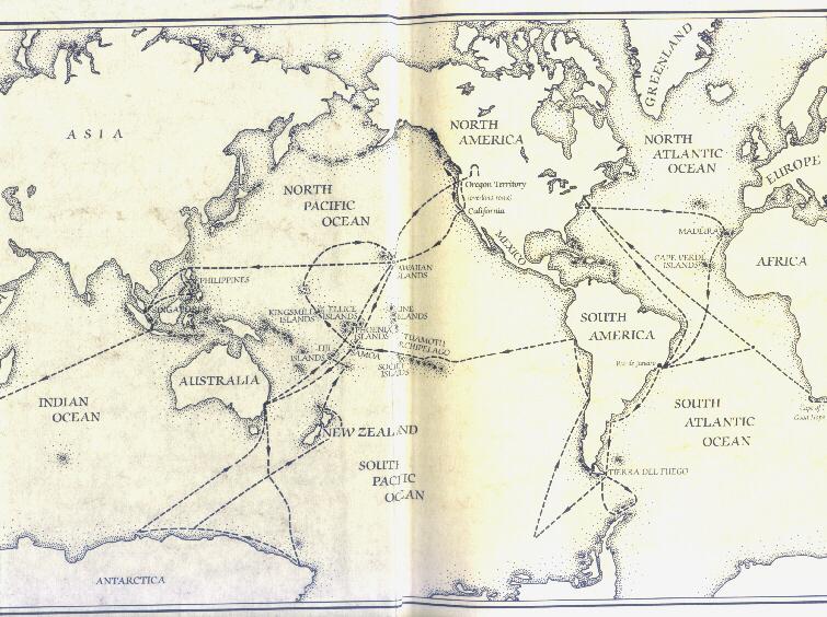 Northwest History: The United States Exploring Expedition, 1838-1842